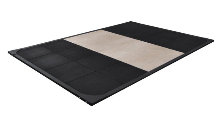 Lyftplattform PRO 3x2 m - 3 cm