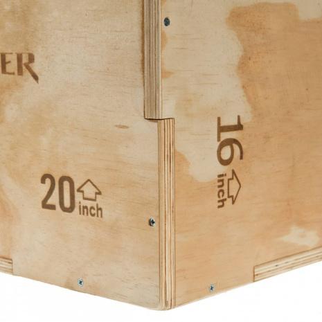 Plyobox Trä 40-50-60 cm