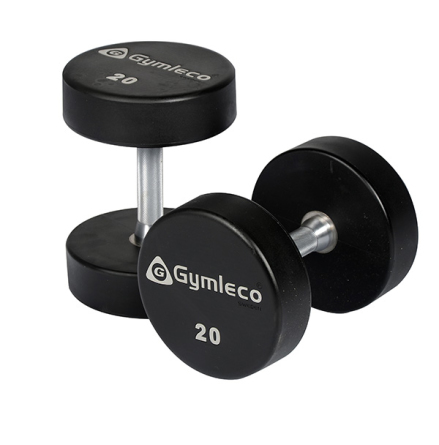 Polyuretan Hantlar 5-80 kg, Gymleco
