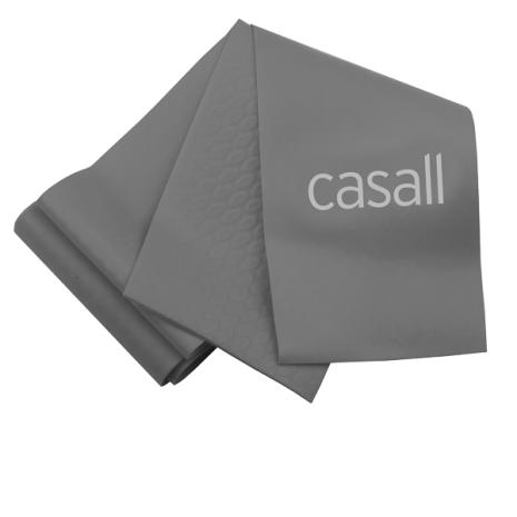 Flex band Casall medium 1pcs – Light grey
