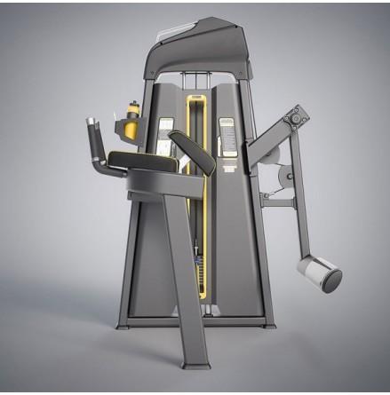 """Glute Isolator 95 kg, Thor Fitness """"UTFÖRSÄLJNING"""""""