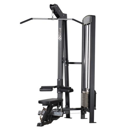Lats-/roddhiss kombi, 100 kg