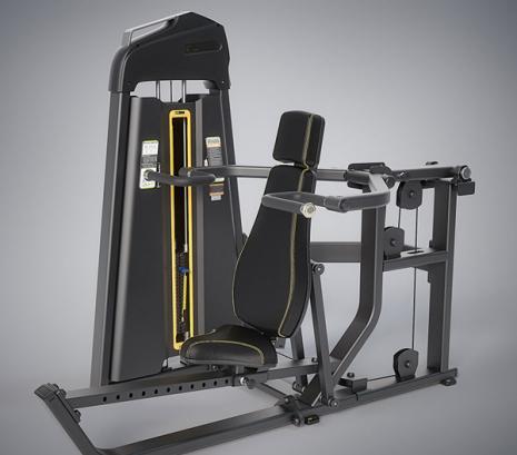 """Chest/Shoulder Press Kombi 109 kg, Thor Fitness """"UTFÖRSÄLJNING"""""""
