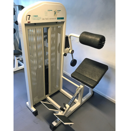 Back Extension 80 kg, Image Europa (Reebok)