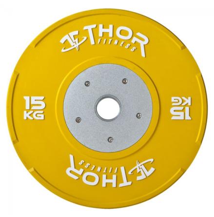 Thor Fitness Tävlingsbumpers färgade (50 mm Ø)